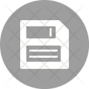 Save Memory Data Icon