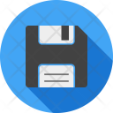 Save File Document Icon