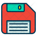 Save Storage File Icon