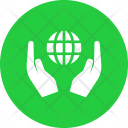 Save Green Earth Icon