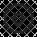 Save Download Arrow Icon