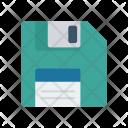Save Floppy Disc Icon