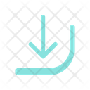 Save Download Import Icon
