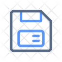 Save Diskette Icon