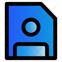 Save Drive Element Icon