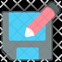 Save Diskette Multimedia Icon
