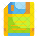 Save File Floppy Icon