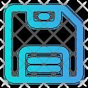 Save Data File Icon