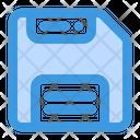 Save Data Floppy Icon