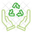 Save And Recycle Icon