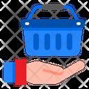 Save Basket Icon