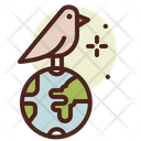 Save Birds Icon