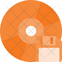 Floppy Save Compact Icon