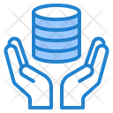 Save Databse Database Management Icon