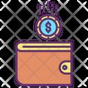 Save Dollar Icon