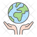 Save Planet Earth Icon