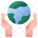 Save Earth Earth Save Icon