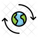 Save Earth Earth Save Environment Icon