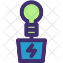 Save Energy Energy Ecology Icon