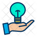 Bulb Energy Save Icon