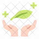 Save Environment Save Nature Protect Nature Icon