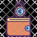 Msave Wallet Save Euro Wallet Icon