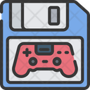 Save Game Elements Icon