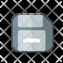 Save File Digital Interface Icon