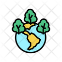 Save Forest Safe Forest Icon