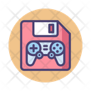 Save Game Floppy Disk Game Icon