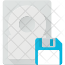Save Harddisk Data Icon