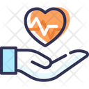 Save Heart Icon