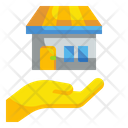 Save House Icon