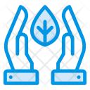 Care Protection Growth Icon