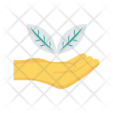 Save leaf Icon