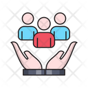 Protection Secure Family Icon