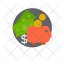 Save Money Savings Cash Icon