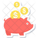 Save Money Savings Wealth Icon
