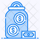 Save Money Savings Money Storage Icon