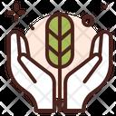 Save Nature Saving Nature Icon