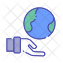 Save Our World Save World Save Earth Icon
