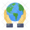 Save Earth Save Planet Save Environment Icon