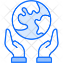 Save Planet Icon