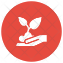 Save plant Icon