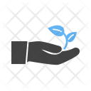 Plant Save Eco Icon