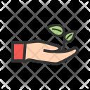 Eco Friendly Plant Icon
