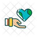 Save The Earth Global Ecology Ecology Icon