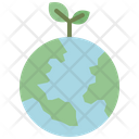 Ecology Earth Earth Plant Icon