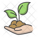 Save The Nature Nature Plant Icon