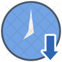 Save Time Smart Work Time Management Icon